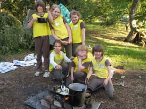 Brownies - look what fun we have!